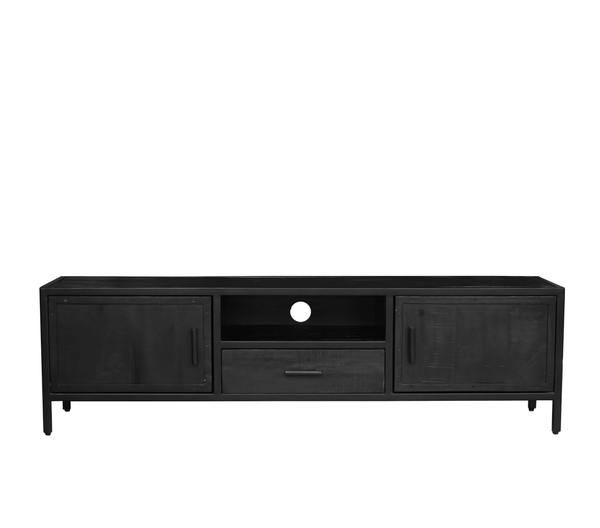 New Nomads TV meubel Midnight - 160x45x40 cm - Rebellenclub