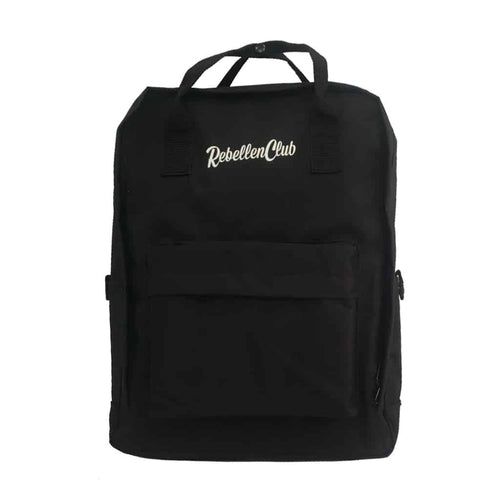 Rebellenclub Rugzak Urban - Black