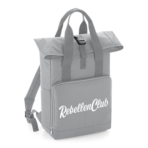 Rebellenclub City Rugzak – Light Grey