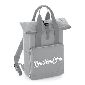 Rebellenclub City Rugzak – Light Grey - Rebellenclub