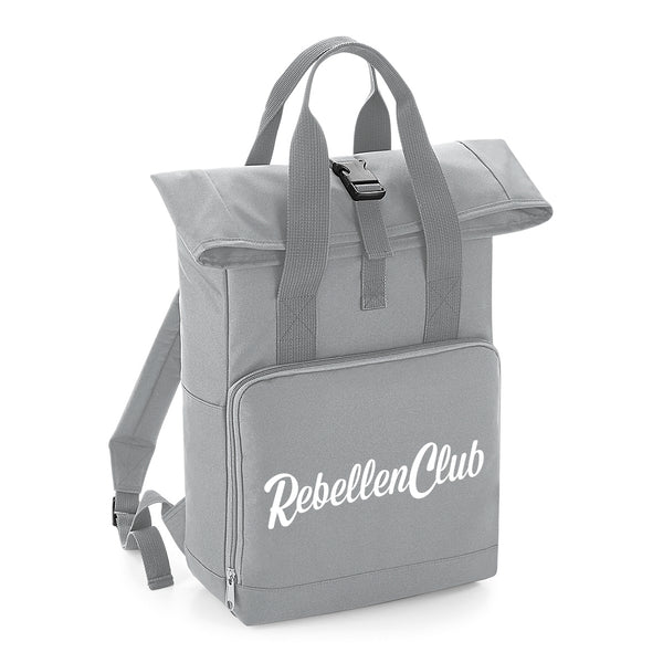 City Rugzak – Light Grey - Rebellenclub