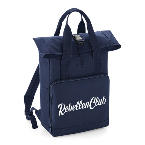 Rebellenclub City Rugzak – Navy Dusk