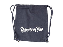 Afbeelding in Gallery-weergave laden, Rebellenclub Gymbag Blue - Rebellenclub