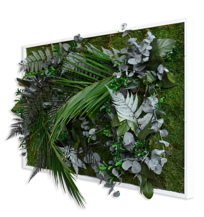 Stylegreen Verticale tuin - Jungle Design - 100 x 60cm - Rebellenclub