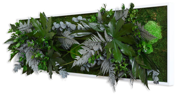 Stylegreen Verticale tuin - Jungle Design - 140 x 40cm - Rebellenclub