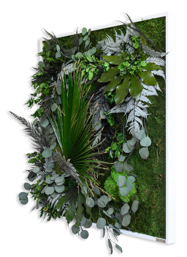 Stylegreen Verticale tuin - Jungle Design - 80 x 80cm - Rebellenclub