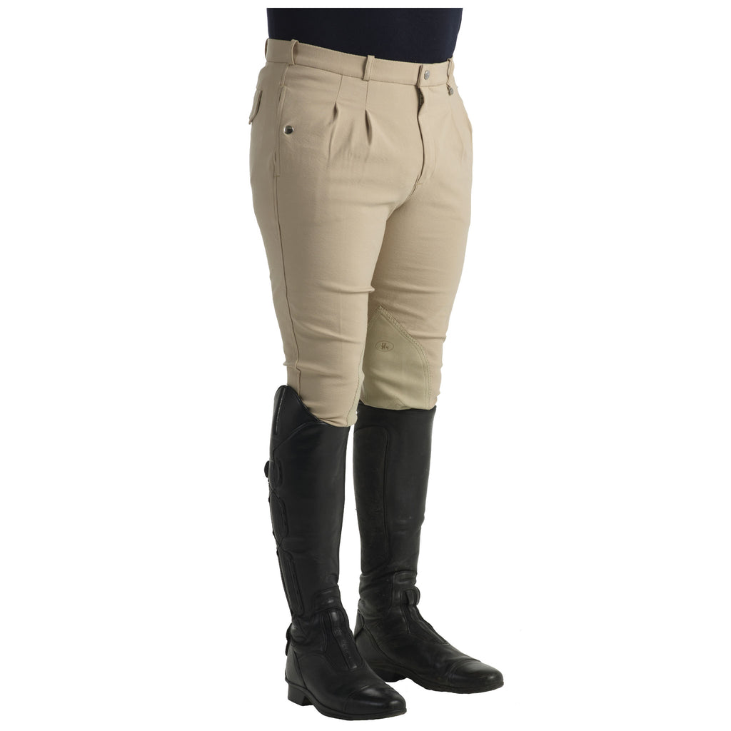 HyPERFORMANCE Jakata Men's Traditional Breeches - Male Equestrian