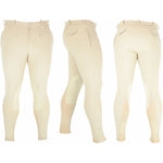 HyPERFORMANCE Softshell Winter Men's Breeches - Male Equestrian