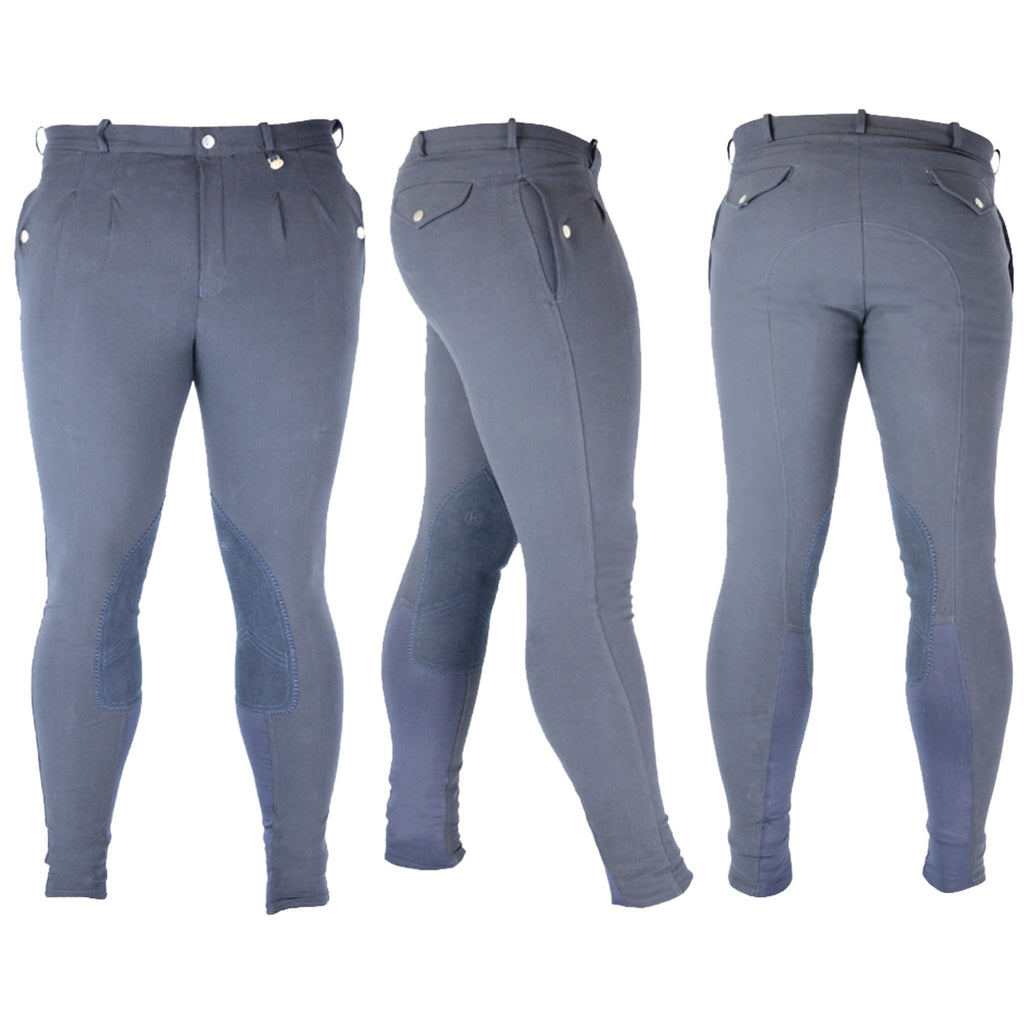 HyPERFORMANCE Welton Men's Breeches -For The Competitive Rider - Male Equestrian