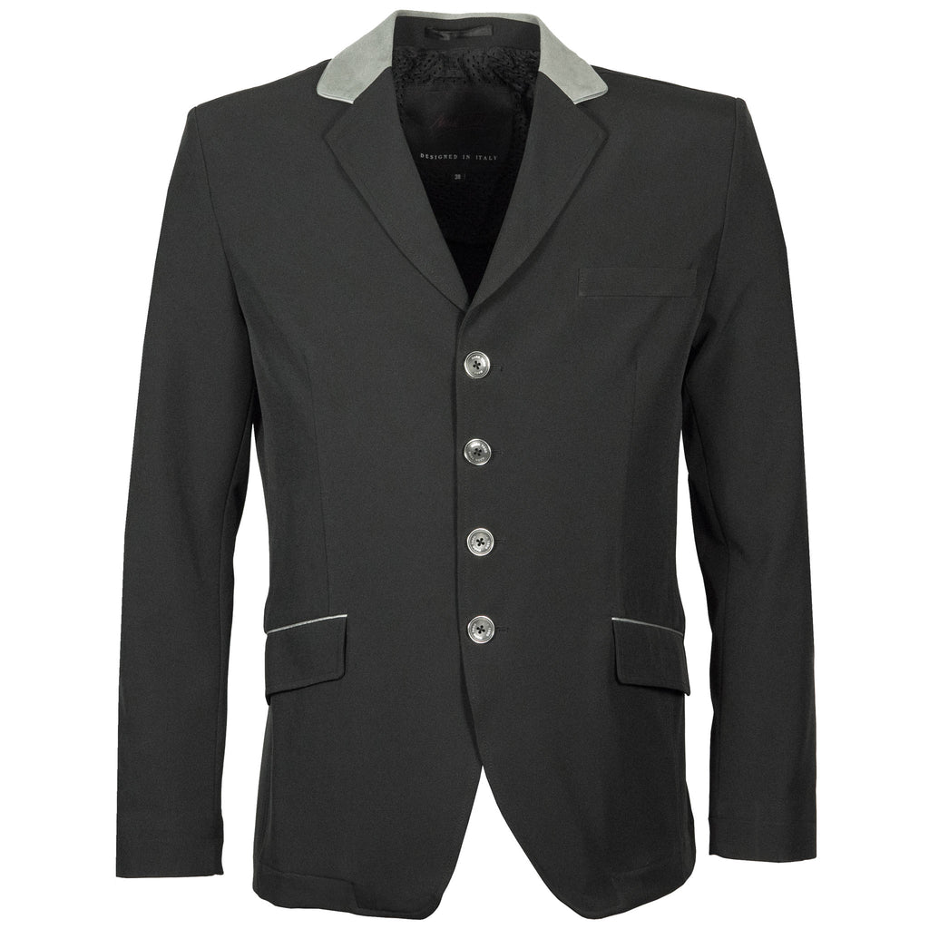 Mark Todd Men's Softshell Tailored Sport Show Jacket - Male Equestrian