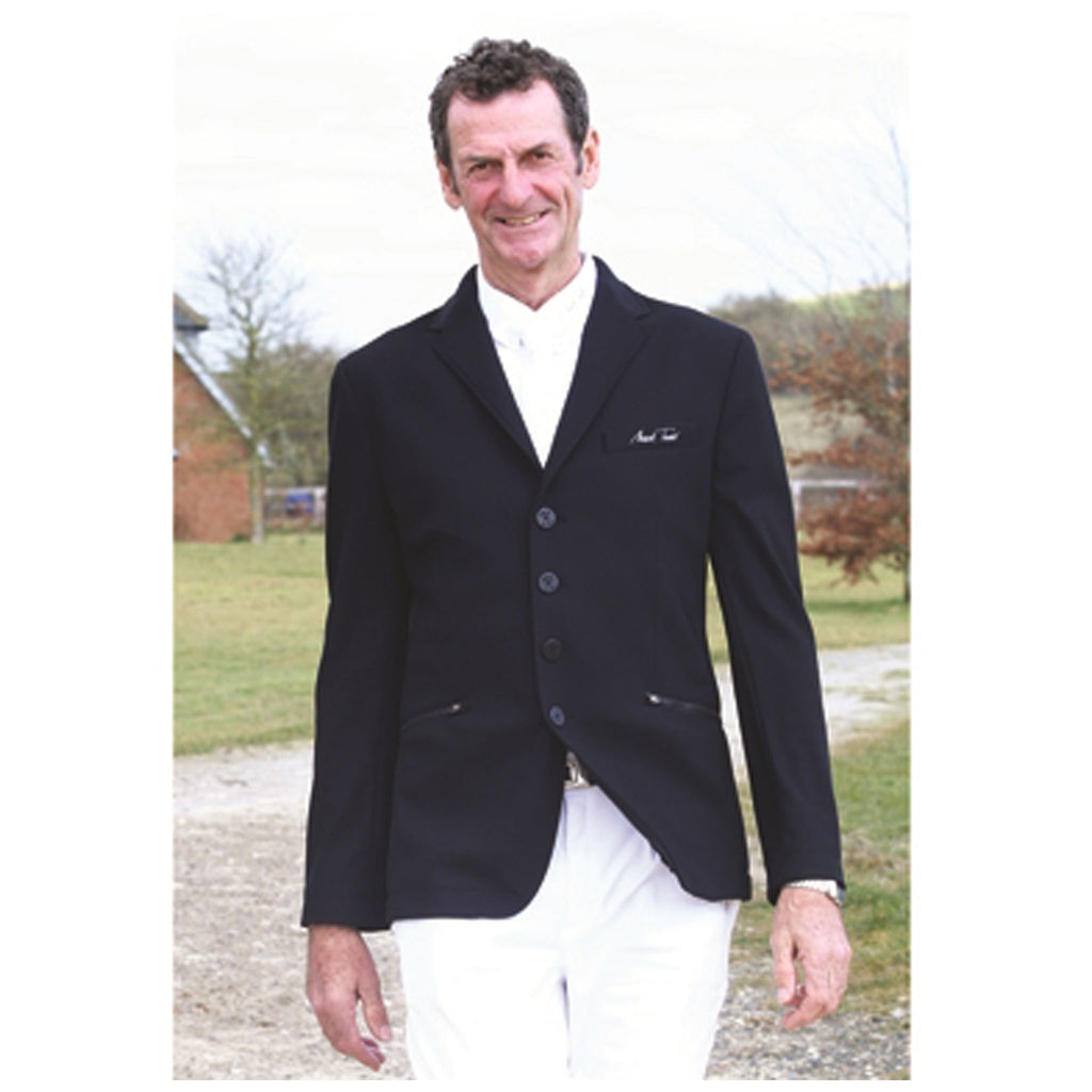 Mark Todd Edward Men's Competition Jacket with Italian Tailoring - Male Equestrian