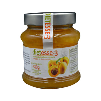 Dietesse-3 Apricot Marmalade