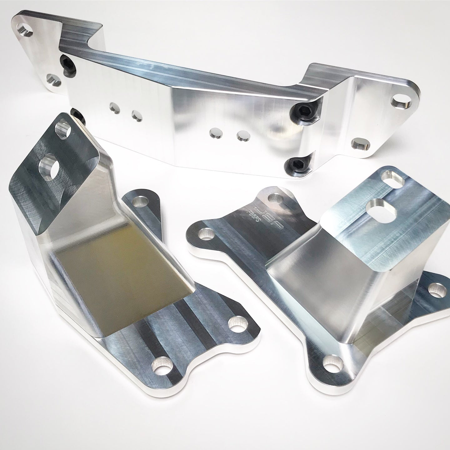 JSP billet AE86 S2000 f20c mount set