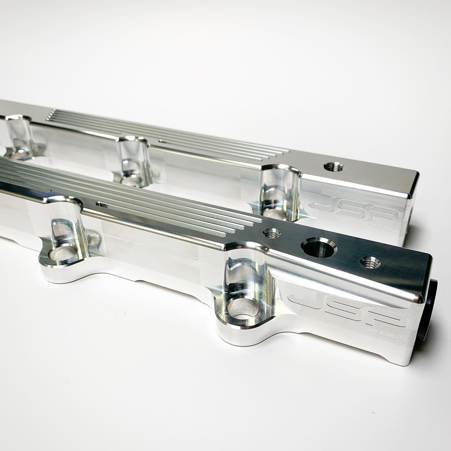 JSP Billet 4AG 16V Fuel Rail