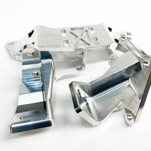 JSP Billet Beams 3SGE AE86 mount kit
