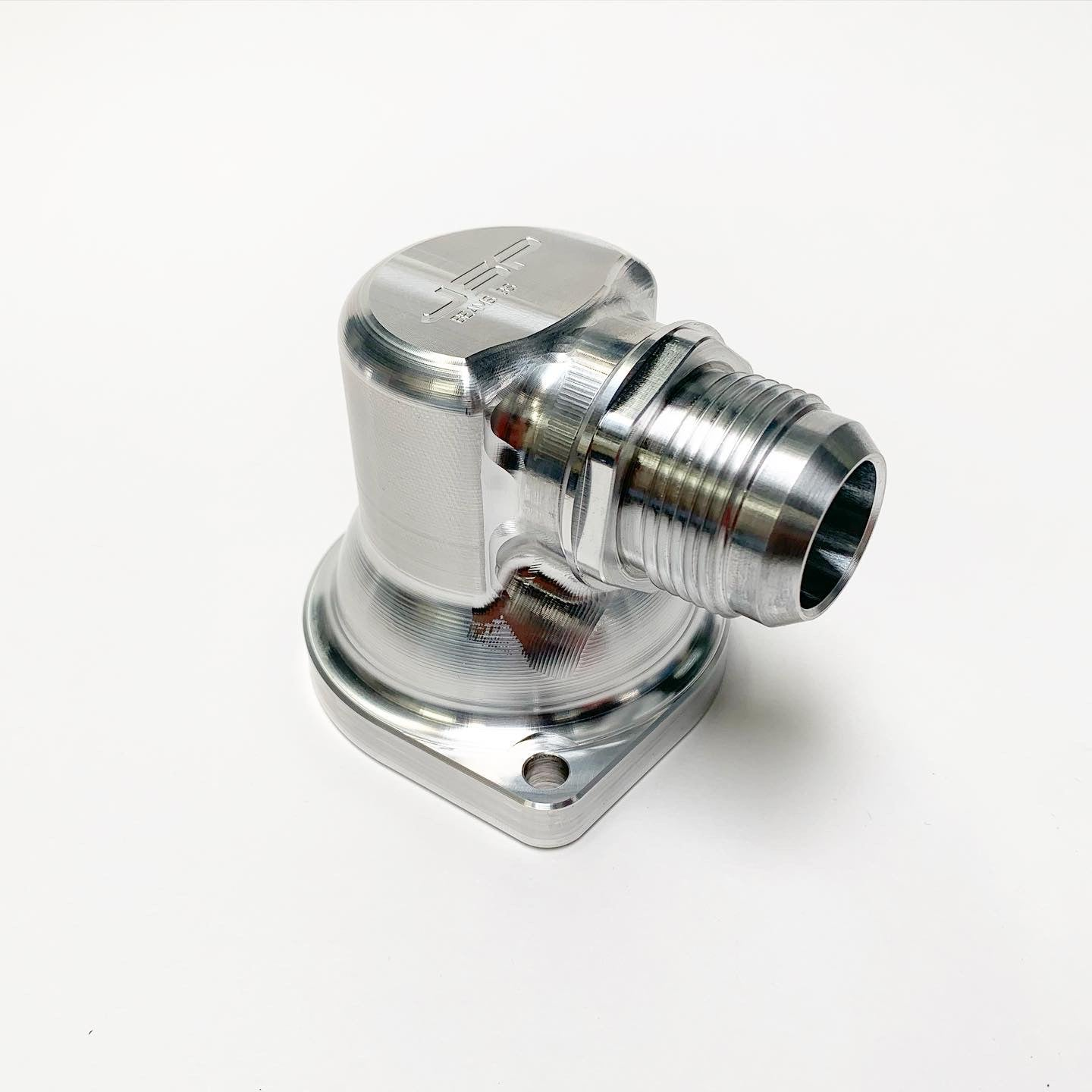 Beams 3SGE billet short thermostat housing
