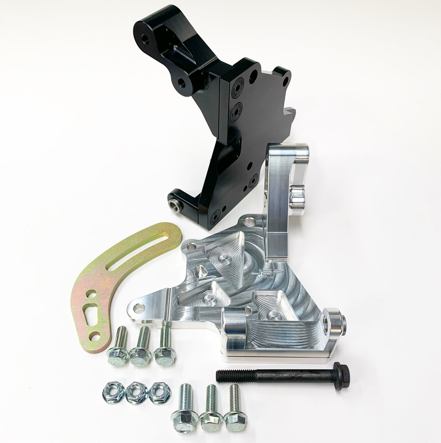 JSP Billet 4AG 16V Alternator Bracket