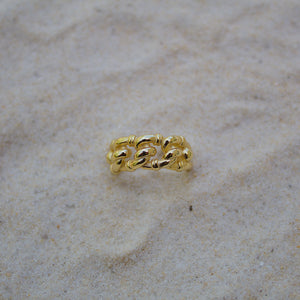 Golden Bond Ring