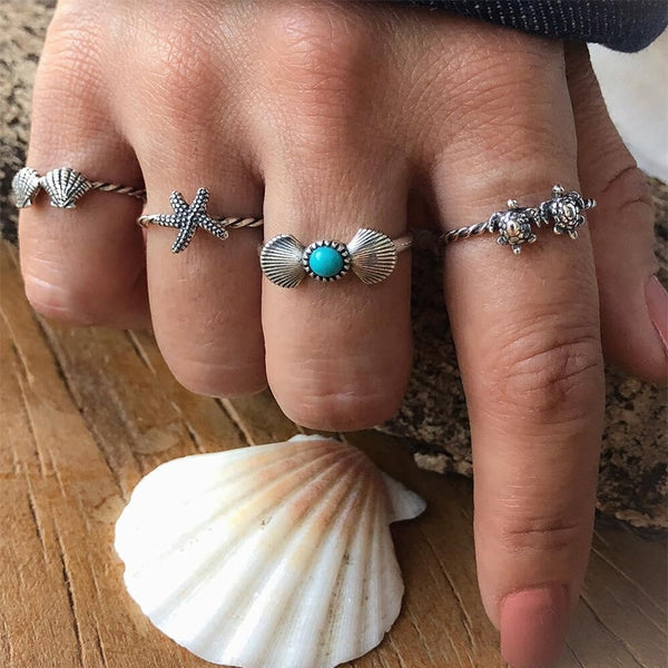 Sea Lover Rings