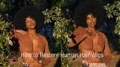 How to Restore Human Hair Wigs