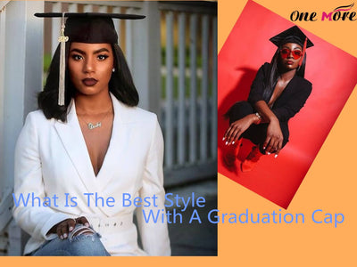 What Is The Best Style With A Graduation Cap