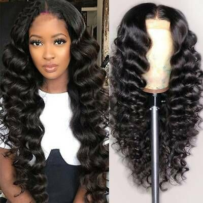 Loose Wave Hairstyle