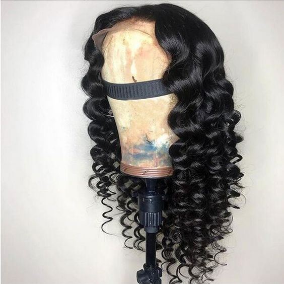 13*4 Lace Front Human Hair Wig