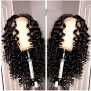 full look lace frontal wig loose wave