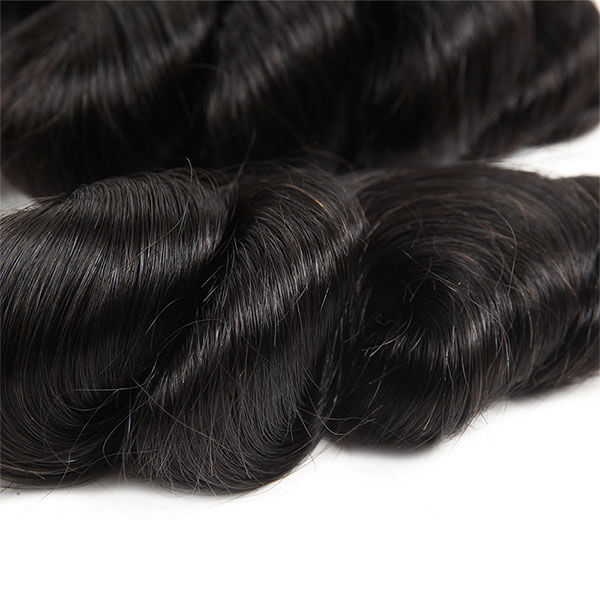 Virgin Brazilian Loose Wave Hair 4 Bundles One More 10A Human Hair