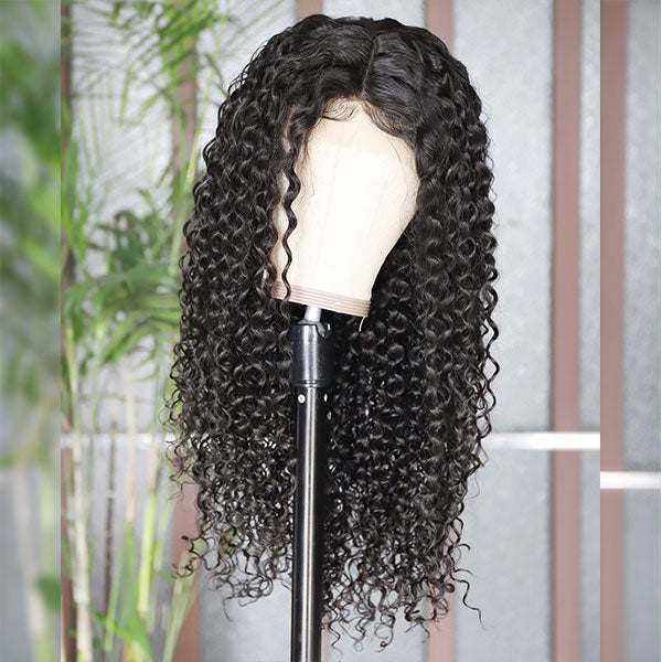 curly hairstyle human hair