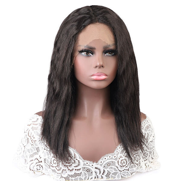 wet and wavy hair wig