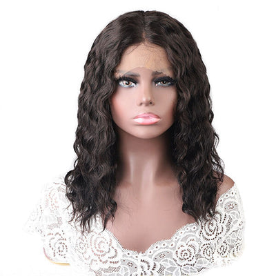 water wave lace wig