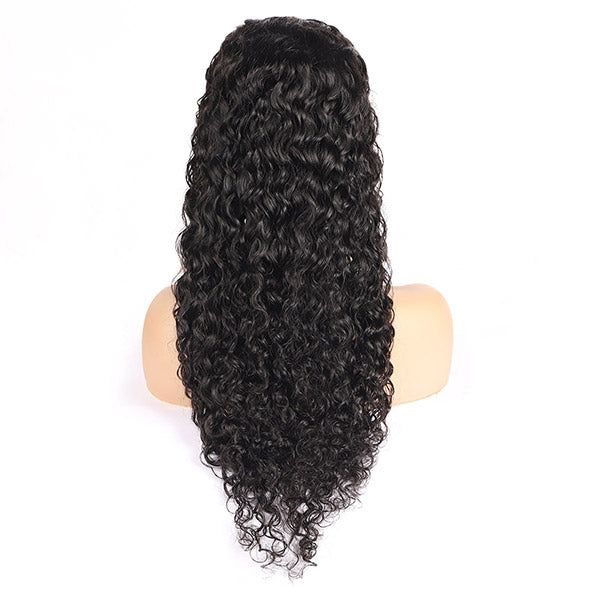 13*4 Lace Front Wig Water Wave 250% Density Lace Wigs
