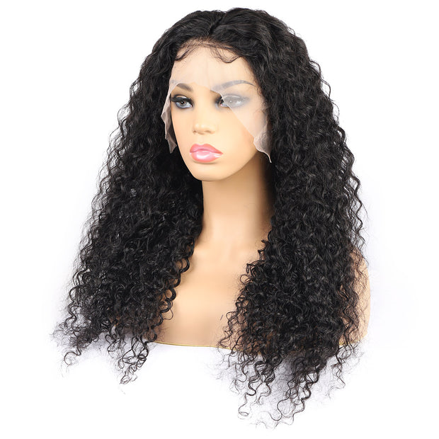 250% Density Lace Wigs  Deep Wave Glueless Human Hair Wigs