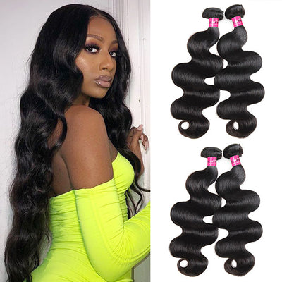 10A Virgin Remy Brazilian Body Wave Hair