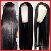 15% off Only for This Item! CodeOneMore15 —Long Silky Hair 13*4 Lace Front Wig - OneMoreHair