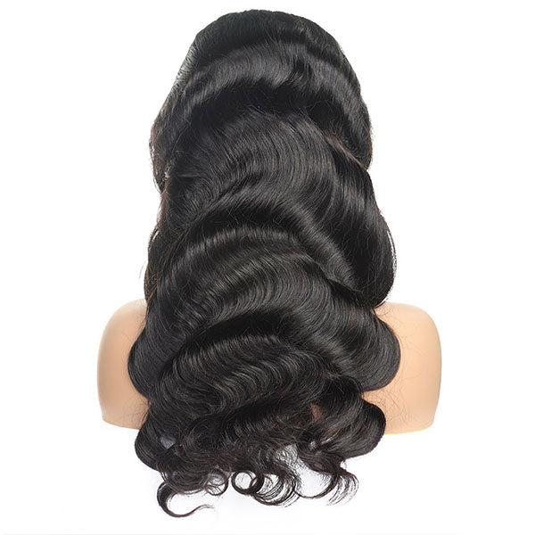 Pre-Plucked 360 Lace Front Wig 10A Grade Body Wave Wigs For Sale - OneMoreHair