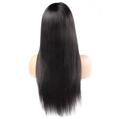 10A Grade Straight Hair Wig 360 Lace Front Wig 150% Density Human Hair Wigs - OneMoreHair