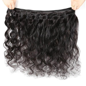10A Grade Virgin Peruvian Loose Wave Hair 3 Bundles One More - OneMoreHair