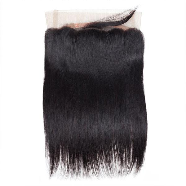 Virgin Brazilian Straight Hair 360 Lace Frontal 1 Piece - OneMoreHair
