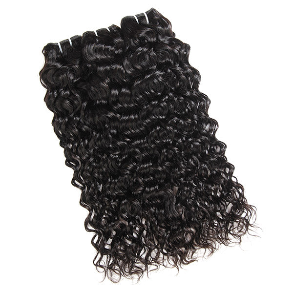 One More Malaysian Water Wave 3 Bundles 10A Grade Remy Hair - OneMoreHair