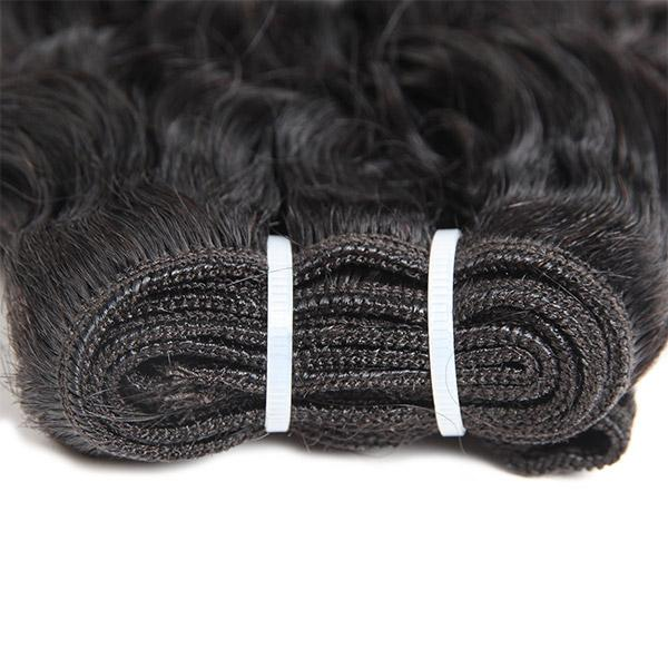 One More Brazilian Water Wave Hair 4 Bundles 10A Grade Human Hair Weave - OneMoreHair