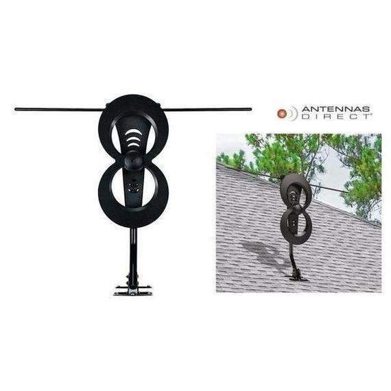 CLEARSTREAM 2MAX MULTI-DIRECTIONAL ELEMENTS UHF VHF INDOOR OUTDOOR HDTV ANTENNA