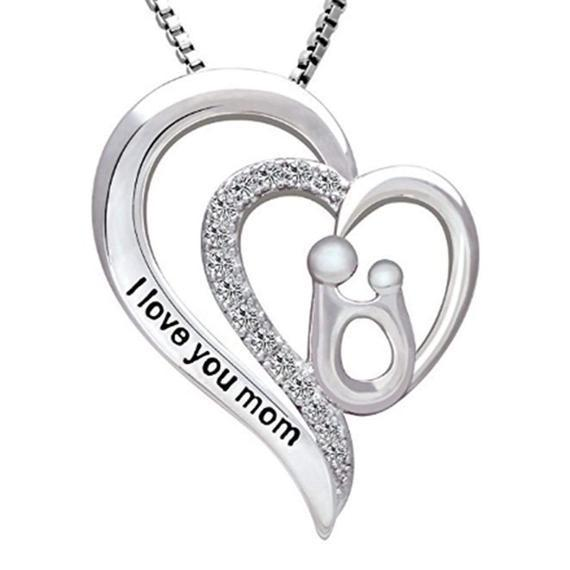 products vsible test Excalibur CB Base Radio daily steals i love you mom heart drop necklace necklace