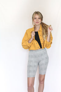 Hip Babe Cropped Jacket