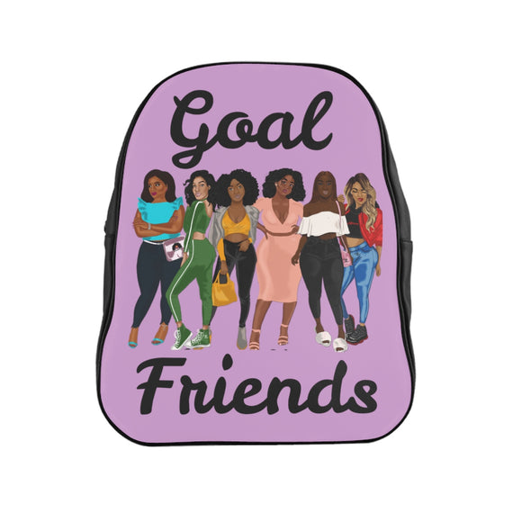 Goal Friends Backpack (Lavender)