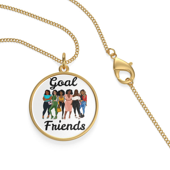 Goal Friends Single Loop Necklace
