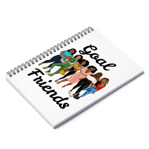 Goal Friends Notebook (White)
