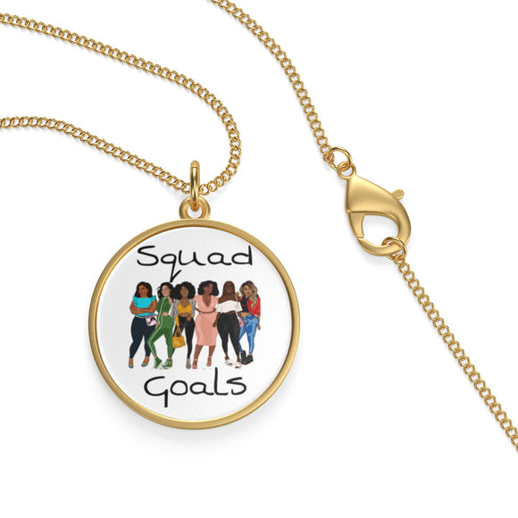 Squad Goals Necklace