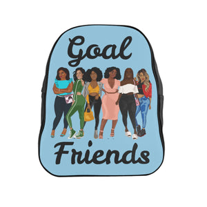 Goal Friends Backpack (Baby Blue)